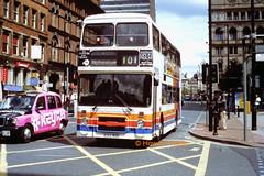 Stagecoach Manchester 13143 (B143 WNB) (SelmerOrSelnec) Tags: bus manchester leyland gmt portlandstreet olympian northerncounties stagecoachmanchester b143wnb