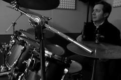 IMG_5204 (PsychopathPh) Tags: la sala musica toscana anima prato nell cantante musicisti prove chitarrista bassista batterista inaudito