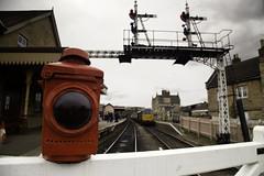 pg__000125015 (Phil Grain) Tags: br phil grain britishrail preservedrailway wansford nenevalleyrailway heritagetraction heritagediesel