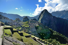 Ruins at Machu Picchu in Peru-40 5-24-15