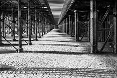 Paradox (oxfordwight) Tags: water pier leading paradox iow ryde