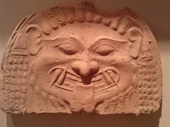 Demon Face (failing_angel) Tags: usa newyork manhattan 5thavenue metropolitanmuseumofart 290515