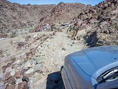 Old Dale Mining District (exploredesert) Tags: road old camping roof camp mountains tree expedition fun outside fire mine all nightscape desert offroad 4x4 dale joshua top district 4wd icon off tent mining hills adventure explore astrophotography fox toyota pro designs tacoma baja dakar shaft continues overland the tepui audit cvt oxx overlanding coffeeboxx