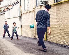 soccer alley (-liyen-) Tags: family game sports football candid soccer father streetphotography sons activeassignmentweekly bestofweek1 bestofweek2 bestofweek3 challengeyouwinner