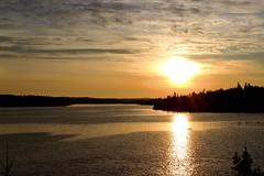 Sunrise in Ontario (cshinners98) Tags: sunrise pines northwoods gonefishing