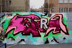 Gears (Walls of Belgrade) Tags: streetart wall graffiti serbia spraypaint belgrade gears beograd runbgdjam