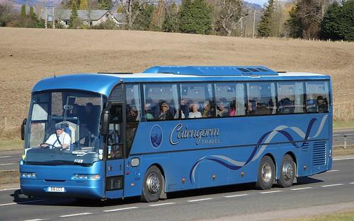 NEOPLAN Euroliner - CAIRNGORM Travel Goole E.Yorks.