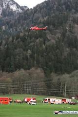 waldbrand_biwi_070 (bayernwelle) Tags: radio bayern berchtesgaden rettung feuerwehr hubschrauber untersberg waldbrand bergwacht einsatz lschen bischofswiesen winkl bayernwelle hallturm