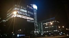 Полюбил ночные фотки... #citylights #вечернийпетербург #спб #спбплаза #architecture