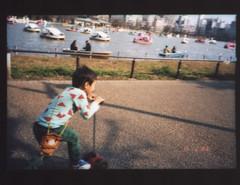 insta078 (sudoTakeshi) Tags: film japan kids children tokyo ueno kodak konica contactsheet filmcamera portra  photolab kickboard kodakfilm   contactprint kodakportra konicabigmini   kodakportra160      konicabm301
