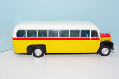 IMGP9575 (Steve Guess) Tags: bus ford scale yellow thames model malta 143 fordson oscale et7 eby537 7mmft