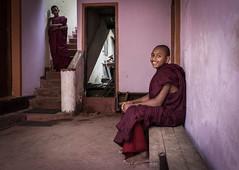 Young Sri Lanka Monks (Gerrykerr) Tags: travel youth children asia religion monk srilanka