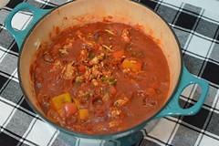 Turkey Squash Chili (gabymorag) Tags: cookbook paleo primal shery glutenfree dairyfree altshift sherylseib 3shift
