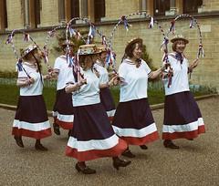 Folk Weekend Oxford (Diz 2014) Tags: museum folk morris pitt pittrivers pittriversmuseum pittriversmuseumoxford mikepeckett