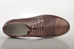 Corvari Sneaker 4044 Kalbsleder braun (brown) (3) (spera.de) Tags: brown sneaker braun 4044 corvari kalbsleder herrensneakersportschuhe