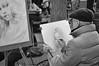 Drawing (MassiVerdu) Tags: street city travel portrait people urban blackandwhite bw man paris france painting person blackwhite paint artist drawing explorer streetphotography montmartre bn urbanexploration portraiture streetartist streetphoto draw exploration ritratto bianconero matita disegno biancoenero artista parigi blackandwhitephotography urbanphotography urbex urbanphoto blackandwhitephoto travelphotography travelphoto streetpicture travelpicture explored artistadistrada piazzadegliartisti fotografiadiviaggio fotografiadicittà placesdesartistes