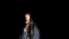 Imane. A. (Hom'J) Tags: portrait people woman dark 50mm model photoshoot sony a6000 bestportraitsaoi sonya6000