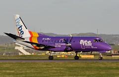 G-LGNJ (robert55012) Tags: scotland edinburgh saab edi 173 loganair flybe turnhouse egph 340b glgnj spiritofbenbecula