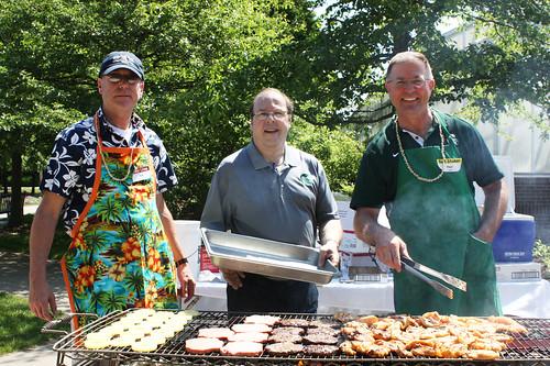 All Staff Picnic, June 2014