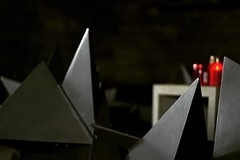 Geometrie Votive #geometrie  #triangoli #cemetery #germancemetery #votivecandles #geometry #triangle (natascia.mantellassi) Tags: cemetery triangles square squareformat ludwig votivecandles geometriegeometry iphoneography germaniacemetery instagramapp