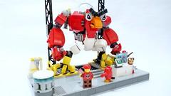 pigbusterf02 (chubbybots) Tags: lego mech moc angrybirds