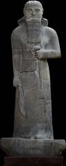 Shalmaneser III, front elevation (orientalizing) Tags: sculpture statue turkey istanbul basalt archaeologicalmuseum neoassyrian assyrians photogrammetry archaia 858824bc kingshalmaneseriii inv4650