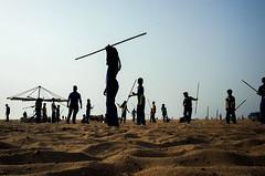 @ Marina Beach, Chennai, 2016 (bmahesh) Tags: street india beach marinabeach chennai ricohgr tamilnadu cwc chennaiweekendclickers wwwmaheshbcom