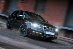 Audi S6 V10 (#epicphotography) Tags: audi drift s6 audis6