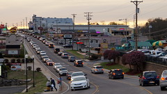 Branson strip (krisknow) Tags: traffic missouri branson bransonstrip