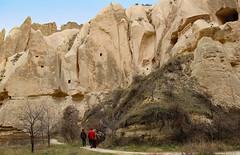 Pigeon Valley hike (werner boehm *) Tags: turkey hike cappadocia pigeonvalley gremevalley taubental wernerboehm gremetal