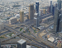 Dubai Roads (Essex Explorer) Tags: dubai roads p1050277