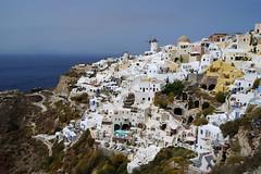 Oia - city on the edge (Steenjep) Tags: sea house holiday home view santorini greece caldera oia ferie grkenland