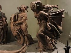 Sorrow over dead Christ (Compianto sul Cristo morto), Santa Maria della Vita, Bologna (Dimitris Graffin) Tags: sculpture statue bologna terracota magdalene