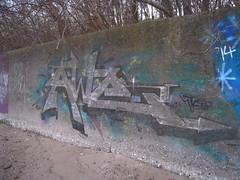 AWE (Billy Danze.) Tags: graffiti milwaukee awe tci mke awe2