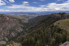 Deep Creek (Jeff Mitton) Tags: colorado wilderness deepcreek glenwoodcanyon wondersofnature westernlandscape elkmountains breathtakinglandscapes earthnaturelife
