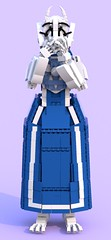 Toriel 12 (pb0012) Tags: game monster video lego character goat indie videogame ldd goatmom indiegame toriel undertale