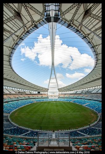 Moses Mabhida Stadium 2010