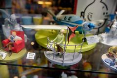Tintin (tintinetmilou) Tags: window snowy tintin vitrine milou herge gordgallagher paris2015