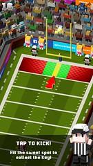 Blocky Football - Endless Arcade Runner (UX Examples (Mobile Games)) Tags: game ui tips tutorial iphone 2016 blockyfootballendlessarcaderunner