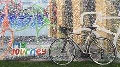 My Journey, My @Enigmabikes #Evade #titaniumbike (jasthom69) Tags: bike enigma titanium evade titaniumbike