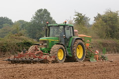 John Deere 6910 Tractor with a Farm Force Front Press & an Amazone AD-P 303 Special P1000 Seed Drill & Amazone Power Harrow (Shane Casey CK25) Tags: county ireland horse irish plant tractor green field set work john pull hp corn nikon traktor force power earth farm cork farming working cereal machine seed ground front special machinery soil dirt till crop crops farmer agriculture dust jd press setting cereals pulling contractor planting deere sow drill tracteur trator horsepower harrow tilling drilling adp 303 trekker amazone sowing agri p1000 tillage cignik traktori castletownroche 6910 d7100