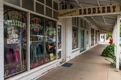 Bacchus Marsh (Westographer) Tags: typography australia victoria oldschool signage verandah clothingstore bacchusmarsh countrytown saddlery