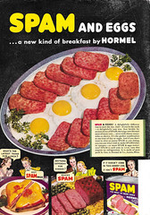 Throwback Thursday (classic77) Tags: magazine many spam ad meat advertisement eggs and 39 1939 30s hormel the uses