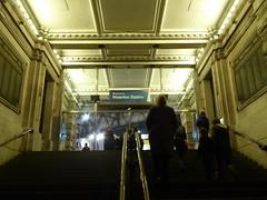 Waterloo Station (stillunusual) Tags: uk travel england urban london night dark evening cityscape streetphotography urbanlandscape waterloostation urbanscenery 2016 travelphotography ldn travelphoto travelphotograph londonstreetphotography