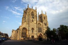 Northern England 2012 #084 Kings Lynn 300512 Church (Steveox55) Tags: church norfolk kingslynn