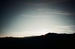 (photoCKD) Tags: blue sky cloud mountain sunrise january hsinchu taiwan    2016  ricohgr21 fujicolornatura1600