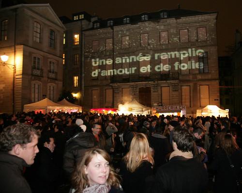 Nouvel an Vielle ville Genève