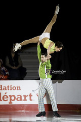 Vanessa Grenier & Maxime Deschamps (Danielle Earl Photography) Tags: pairs figureskating vanessagrenier maximedeschamps vanessagreniermaximedeschamps 2016canadiantirenationalfigureskatingchampionships
