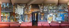 Industries of California (_ Ivor_) Tags: sanfrancisco california art mural tokina coittower fresco pwap ralphstackpole d7200 nikond7200 tokina1120 tokina110200mmf28