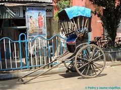 02 CALCUTA 16-calcuta-ciclorikshow (viajefilos) Tags: india pedro jaume calcuta viajefilos